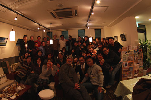 BP東京宴会!!