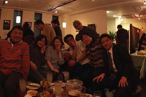 BP東京宴会!!パート2