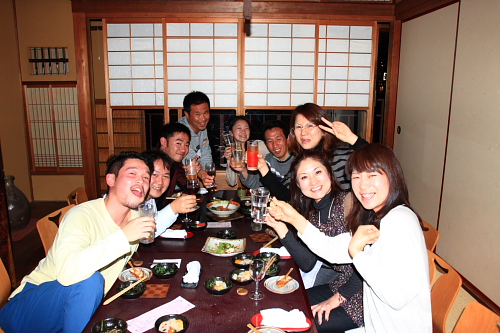 2011BP京都宴会!!