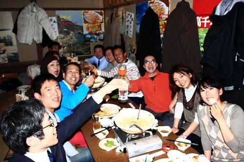 2011BP大阪宴会!!